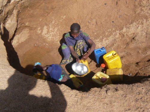 Scène de la vie quotidienne éthiopienne