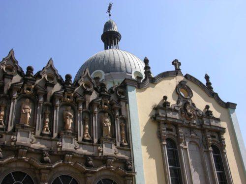 Cathédrale de la Sainte Trinité à Addis Abeba, Ethiopie