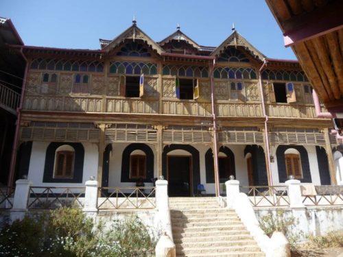 Musée Arthur Rimbaud à Harrar, Ethiopie